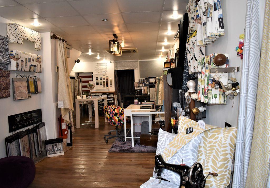Stella Creations Shop Interior
